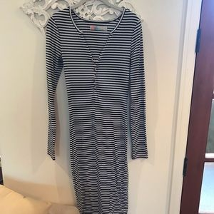 Free people stripped dress